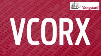 Vanguard VCORX ticker
