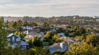 subdivision houses in California