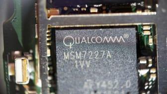 A Qualcomm chip