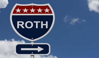 """highway sign that reads """"roth"""""""