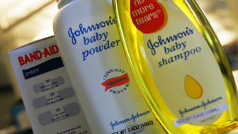 NEW YORK - DECEMBER 16: Johnson & Johnson's products are seen December 16, 2004 in New York. Johnson & Johnson's agreed to buy Guidant Corp, a defibrillator manufacturer for $25.4 billion.(Ph