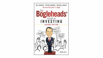 book cover for The Bogleheads' Guide to Investing