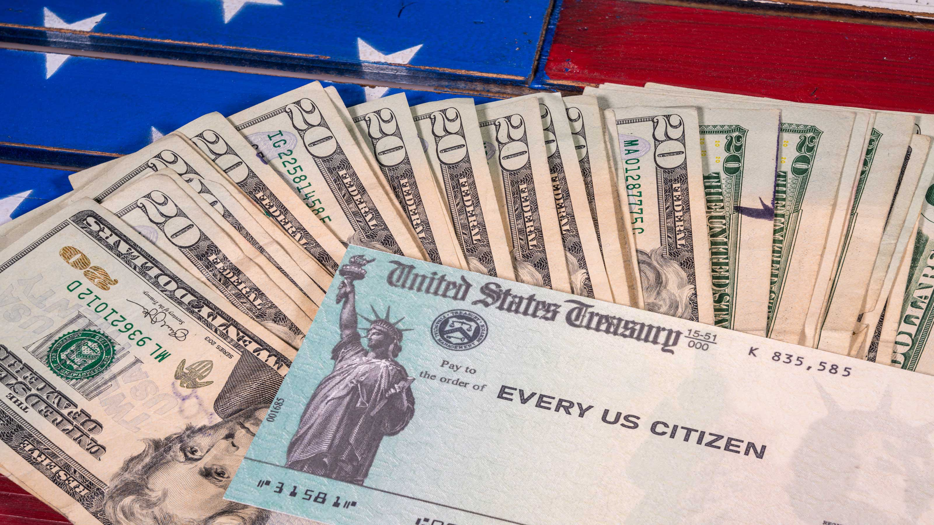 Stimulus Check Update: 9 Million Americans Could Still ...