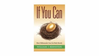 If You Can: How Millennials Can Get Rich Slowly book cover