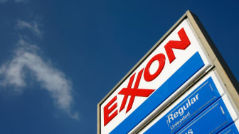 BURBANK, CA - FEBRUARY 01:An Exxon gas station advertises its gas prices on February 1, 2008 in Burbank, California. Exxon Mobil Corp. has posted an annual profit of $40.6 billion, the larges