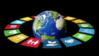 ESG global concept