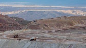 Freeport McMoran mine