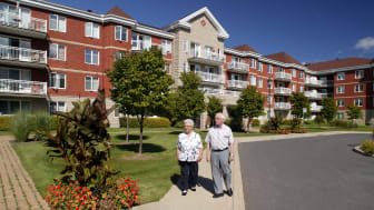 A long-term care facility