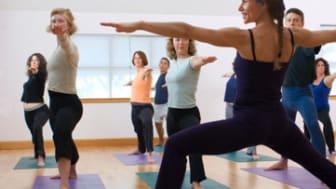 Yoga Class 3