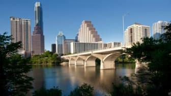Austin, Texas Congress Avenue Bridge