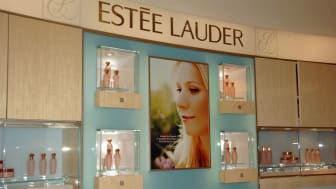 """BEVERLY HILLS, CA - SEPTEMBER 20:Items from Estee Lauder's """"Pleaure by Gwyneth Paltrow"""" are seen at Saks Fifth Avenue & Estee Lauder's """"Pleasures"""" by Gwyneth Paltrow at Saks Fifth Avenue on S"""