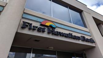 First Hawaiian Bank branch