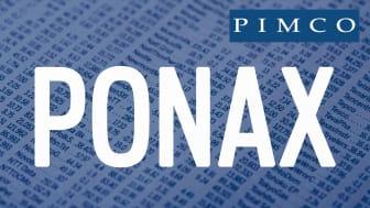 PONAX Pimco ticker
