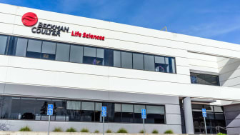 A Beckman Coulter building. Beckman Coulter is a subsidiary of Danaher.
