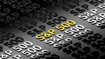 Concept art showing S&P 500 written multiple times