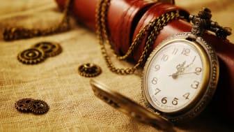 An antique pocketwatch.