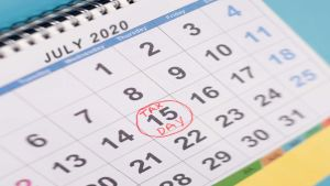 12 Tax Deadlines for July 15 (It's Not Just the Due Date for Your Tax Return)