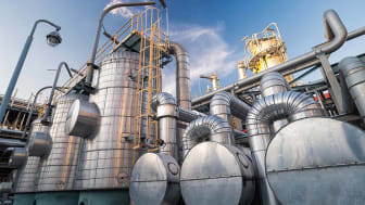 Molecular sieve dehydration system : Oil and gas Refinery