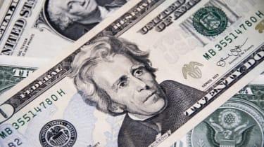 US Dollar, Banknote $ 20