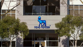 Novo Nordisk building