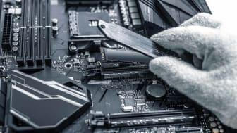 hard disk ssd on motherboard