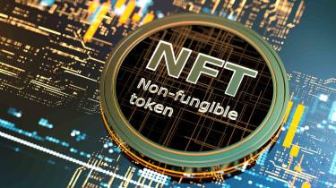 nft non-fungible token image